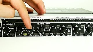 Video Behringer Composer Pro XL Overview MP3, 3GP, MP4, WEBM, AVI, FLV Juli 2018