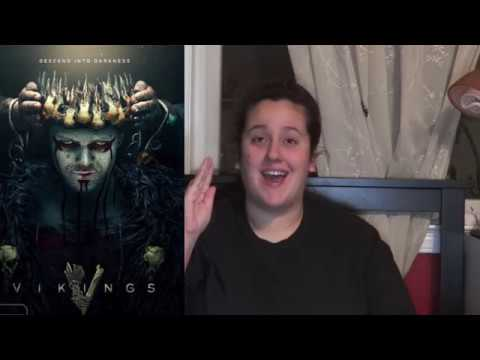 Vikings S5e19 || What Happens In The Cave || Reaction
