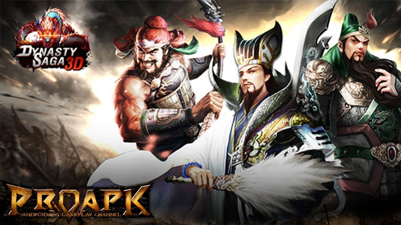 Dynasty Saga 3D-Three Kingdoms