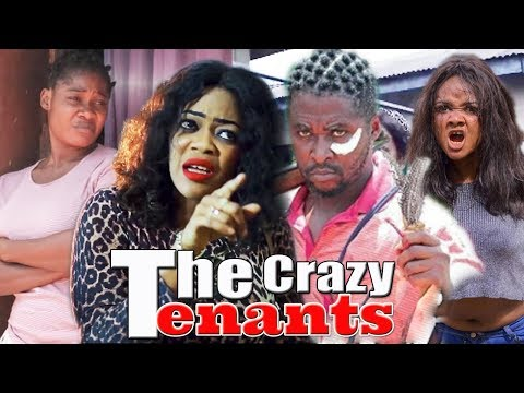 The Crazy Tenants Part 1 - Latest Nigerian Nollywood Movies.