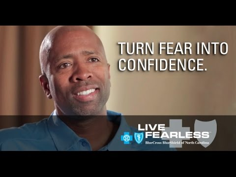 Kenny Smith's Live Fearless Story