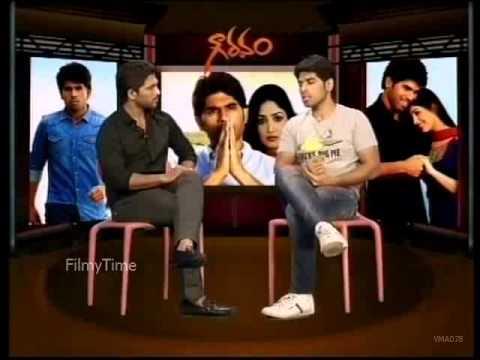 Gouravam Movie Chit Chat with Allu Arjun & Allu Sirish