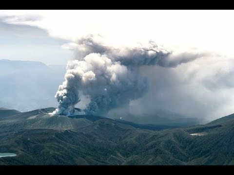 GSM Update 4/20/18 - Mount Ioyama Erupts - Coldest April Ever - Snow Records Fall - Delayed Planting (видео)