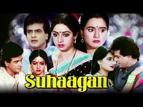 Suhaagan Full Movie | Sridevi Hindi Movie | Jeetendra | Padmini Kolhapure | Bollywood Movie