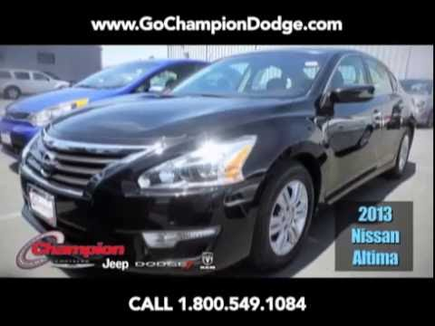 """2013 Nissan Altima 2.5 S for Sale - Los Angeles, Cerritos, Downey, Long Beach CA - PREOWNED """"Select"""" DEAL"""