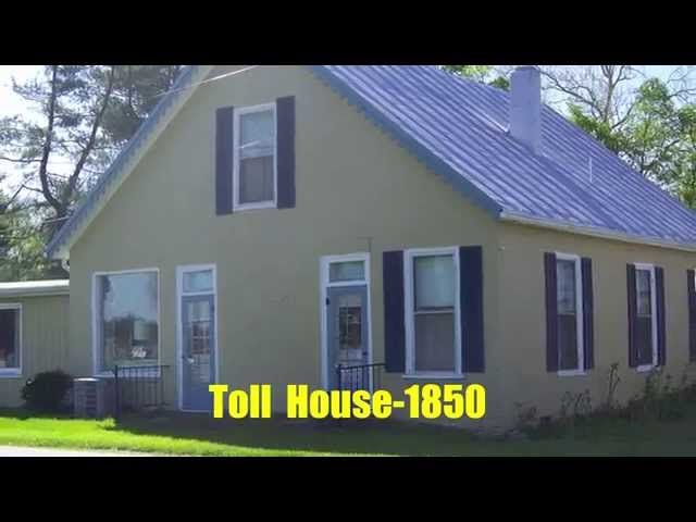 Toll  House, Rising Sun, Indiana
