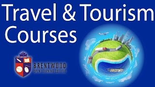 Level 4 Diploma in Travel & Tourism