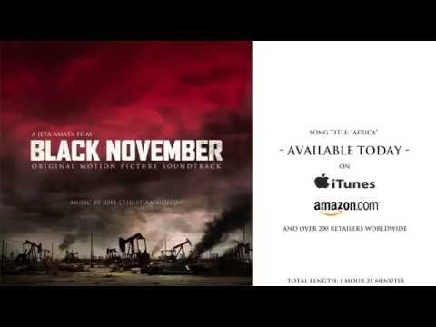 Black November - Music From The Motion Picture