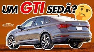 Novo Jetta GLI é melhor que o irmão Golf GTI? Cassio e Mococa respondem! - AceleVlog #91