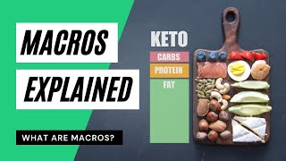 "What are ""macros"" & should you track yours?"