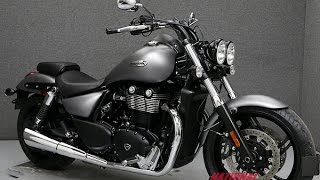 6. 2013  TRIUMPH  THUNDERBIRD STORM - National Powersports Distributors