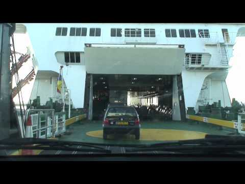 ferry - Date: Monday 23rd June 2008 Ferry Company: P&O Ferries Ship Name:
