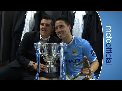 Video: City 3-1 Sunderland | SAMIR ON GOAL | Nasri reaction