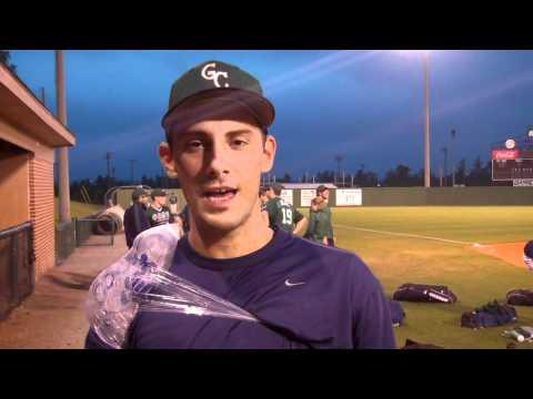 Bobcat Baseball Postgame 4/22 Eric Pettpher