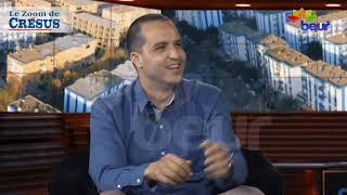 le zoom de crésus : mahdi Yettou . directeur général de yassir