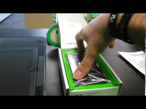 New Cricket ZTE Sonata 2 unboxing and first look MTR