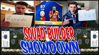 FIFA 17 - 87 TOTS BRUMA SQUAD BUILDER SHOWDOWN vs. PROOWNEZ!!⚽⛔️😝 - ULTIMATE TEAM (DEUTSCH) Mp3