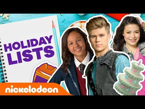 Guess the Holiday List! 🎁 | #KnowYourNick