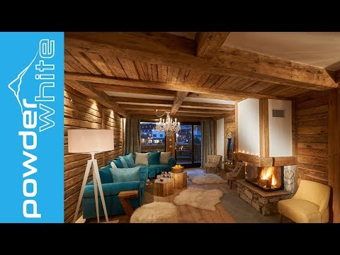 Ski Chalets in Alpine Ski Resorts