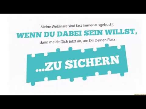 #1 Das Online Webinar zum Perfekten WordPress Blog