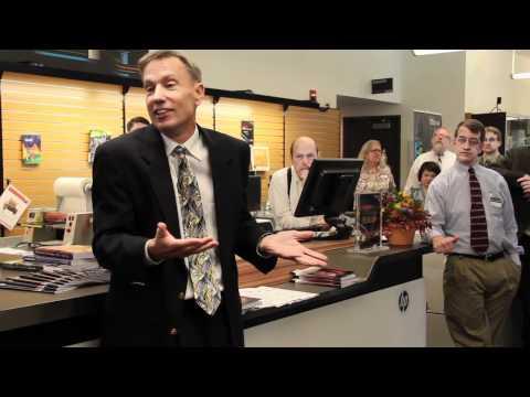Portland State und Hewlett-Packard machen Eigenveröffentlichungen möglich