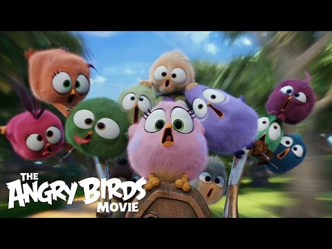 Angry Birds (TV Spot 'Top Critics')