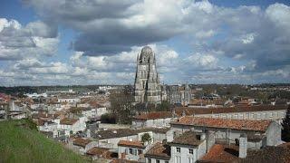 Saintes France  city pictures gallery : Saintes en 5000 photos (Stop Motion) / Saintes in 5000 pictures