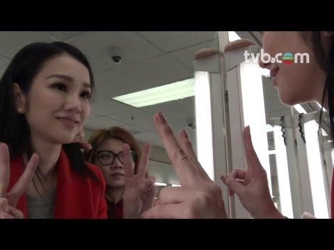 殭 - 謝安琪女神變身索殭屍 (TVB)