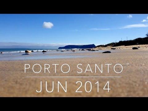 Porto Santo - Madeira - Timelapse 2014