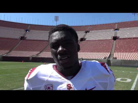 Nelson Agholor Interview 8/21/2013 video.