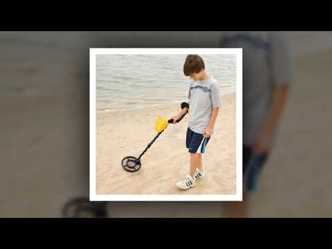 Canway GC-1028 Metal Detector with Pinpoint Function for Kids