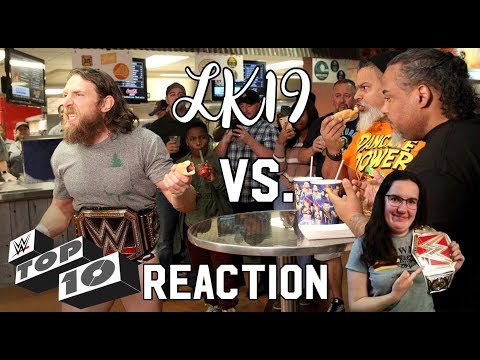 LK19 - #WWE Top 10 - Superstars vs. The #WWEUniverse Reaction