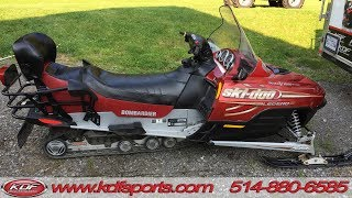 3. Ski Doo Legend 1000 2004