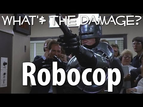 Robocop What s The Damage