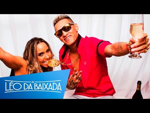 MC Léo da Baixada Feat Mulher Melão - Ostentação e Prazer (CD Fora do Normal)