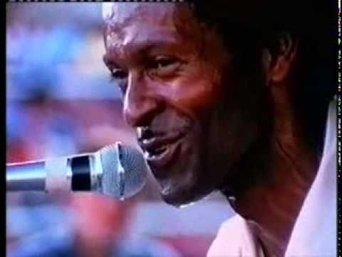 Chuck Berry - Hoochie Coochie Man видео