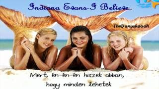 Download Lagu Indiana Evans-I Believe(magyar) HD [h2o] Mp3