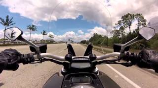5. ALL NEW 2014 Ducati Diavel Strada Ride & Spec Video!