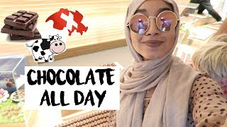 Hi rafiki! In this vlog I explored Cailler chocolate factory and went up to venetz. It was soooo beautiful! ___ PLACES - Cailler ...