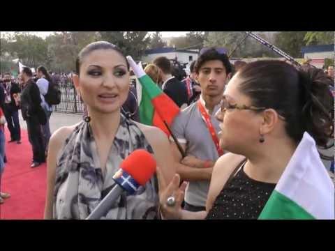 Bulgaria 2012: Interview with Sofi Marinova