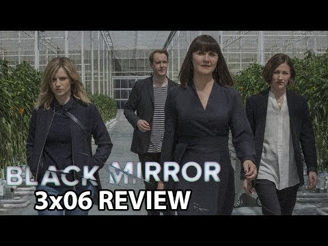 Black Mirror Season 3 Episode 6 'Hated in the Nation' Review