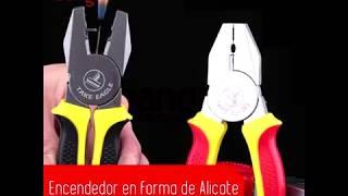 Encendedor en forma de Alicate