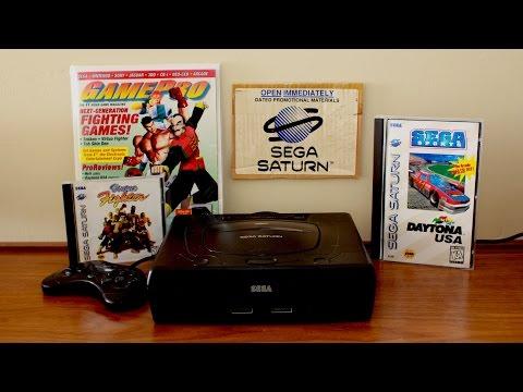 The Launch of the Sega Saturn (1995)