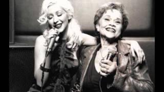 Etta James ft. Christina Aguilera SOMETHING'S GOT A HOLD ON ME