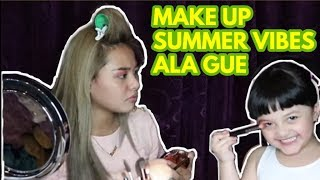 Video LOLLYPOP - MAKE UP SUMMER VIBES ALA AUREL HERMANSYAH MP3, 3GP, MP4, WEBM, AVI, FLV November 2018