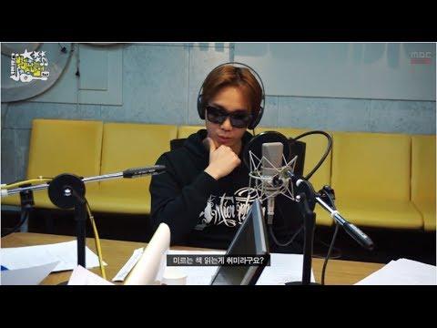윤하의 별이 빛나는 밤에 - MBLAQ, hobby - 엠블랙, 취미생활 20140401 (видео)