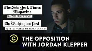 A Crash Course In Breitbart's Conspiracy Journalism, Pt. 1 - The Opposition W/ Jordan Klepper