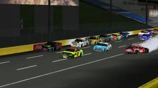 Tyson and others involved in a big wreck  2017 mixed series TOMENCS  Charlotte
