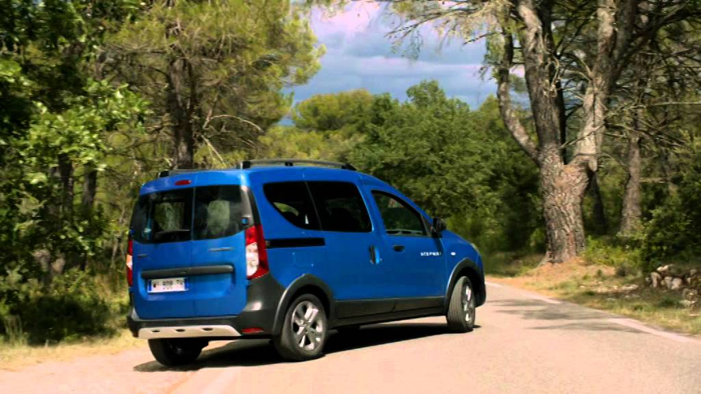 2014 Dacia Dokker Stepway