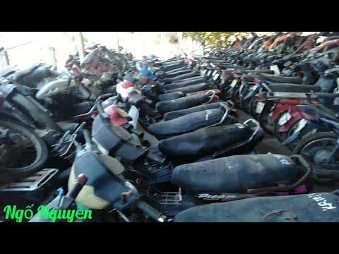 Bãi rã xe cũ Long Thành Trung Hòa Thành Tây Ninh  Ngố Nguyễn - Thời lượng: 10 phút.
